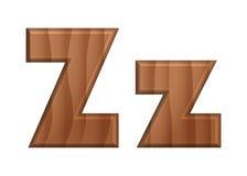 Текстура font-26 природы деревянная Стоковые Изображения