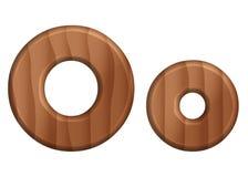 Текстура font-15 природы деревянная Стоковое фото RF