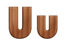 Текстура font-21 природы деревянная Стоковое Фото