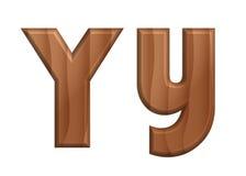 Текстура font-25 природы деревянная Стоковое фото RF