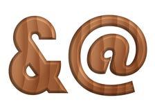 Текстура font-28 природы деревянная Стоковая Фотография RF