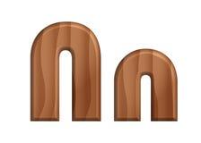 Текстура font-14 природы деревянная Стоковые Фотографии RF