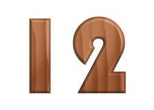 Текстура font-29 природы деревянная Стоковые Фото