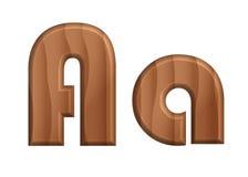 Текстура font-01 природы деревянная Стоковое Изображение RF