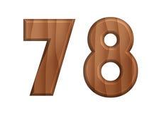 Текстура font-32 природы деревянная Стоковые Фото