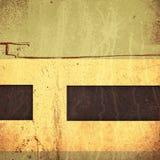 Текстура Grunge бумажная, винтажная предпосылка Стоковое Фото