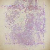Текстура Grunge бумажная, предпосылка год сбора винограда Стоковое фото RF