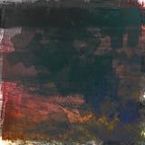 Текстура Grunge бумажная, предпосылка сбора винограда Стоковые Изображения