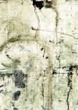 текстура grunge запятнанная чернилами Стоковая Фотография RF