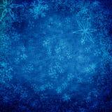 Текстура grunge зимы Стоковое Изображение