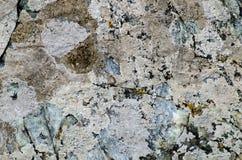 Текстура Grunge каменная Стоковое Изображение