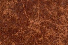 Текстура Grunge кожаная стоковое фото