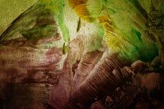 Текстура Grunge кожаная Стоковое Изображение