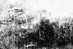текстура grunge предпосылки черная Абстрактная текстура grunge на dist Стоковые Фото