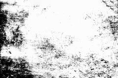 текстура grunge предпосылки черная Абстрактная текстура grunge на dist Стоковое фото RF