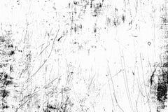 текстура grunge предпосылки черная Абстрактная текстура grunge на dist Стоковая Фотография RF