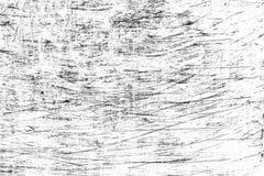 текстура grunge предпосылки черная Абстрактная текстура grunge на dist Стоковое Изображение RF