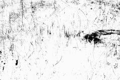 текстура grunge предпосылки черная Абстрактная текстура grunge на dist Стоковая Фотография
