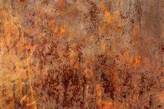 текстура grunge ржавая Стоковое Фото