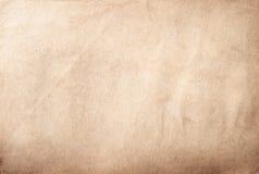 текстура grunge старая бумажная Стоковое Изображение