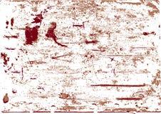 Текстура Grunge с пакостными пятнами Стоковая Фотография RF