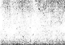 Текстура Grunge с царапинами и пятнами абстрактная предпосылка Стоковая Фотография