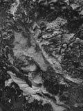 Текстура Grunge темная абстрактная Стоковое Фото