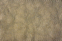 текстура grunge ткани предпосылки бежевая Стоковые Фото