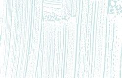 Текстура Grunge Трассировка дистресса голубая грубая первоклассно иллюстрация вектора