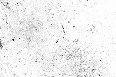 Текстура Grunge черно-белая городская Место над любым crea объекта Стоковая Фотография