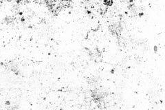 Текстура Grunge черно-белая городская Место над любым crea объекта Стоковые Изображения