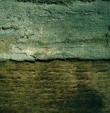текстура grunge деревянная Стоковое Изображение
