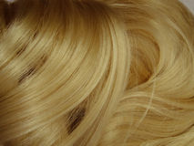текстура highlight волос предпосылки Стоковое Фото