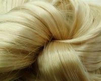 текстура highlight волос предпосылки Стоковые Изображения RF