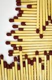 Текстура Matchsticks Стоковая Фотография