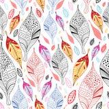 текстура ornamental листва Стоковая Фотография RF