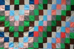 текстура quilt Стоковые Изображения RF