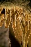 текстура stalactites Стоковое Фото