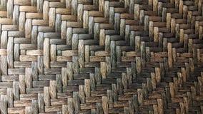 Текстура weave плетеной корзины стоковое изображение rf