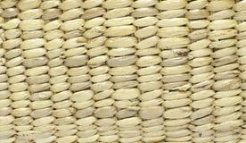 Текстура weave ротанга Стоковое Изображение RF
