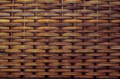 Текстура Wicker поверхностная стоковое изображение