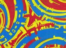 Текстурированная абстрактная краска стоковые изображения