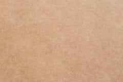 Текстурированная бумага Kraft Стоковые Фото