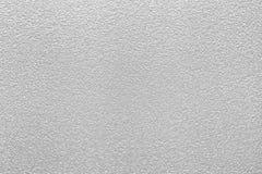 Текстурированная бумажная предпосылка с серыми серебряными поверхностными влияниями Стоковое Фото