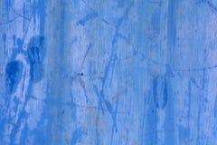 Текстурированная голубая стена Ява Стоковое Изображение RF