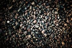Текстурированная земля песка Стоковые Фотографии RF
