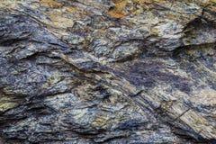 Текстурированная каменная поверхность Стоковая Фотография