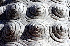 Текстурированная кирпичная стена Стоковое Фото