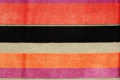 текстурированная мебель ткани предпосылки Стоковые Фотографии RF