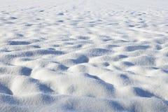 Текстурированная предпосылка снежка Стоковые Изображения